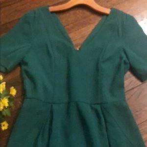 H&M vintage style midi dress